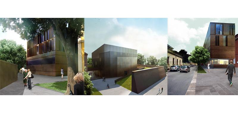 Concorso di progettazione per l ampliamento la for Software di progettazione per la casa